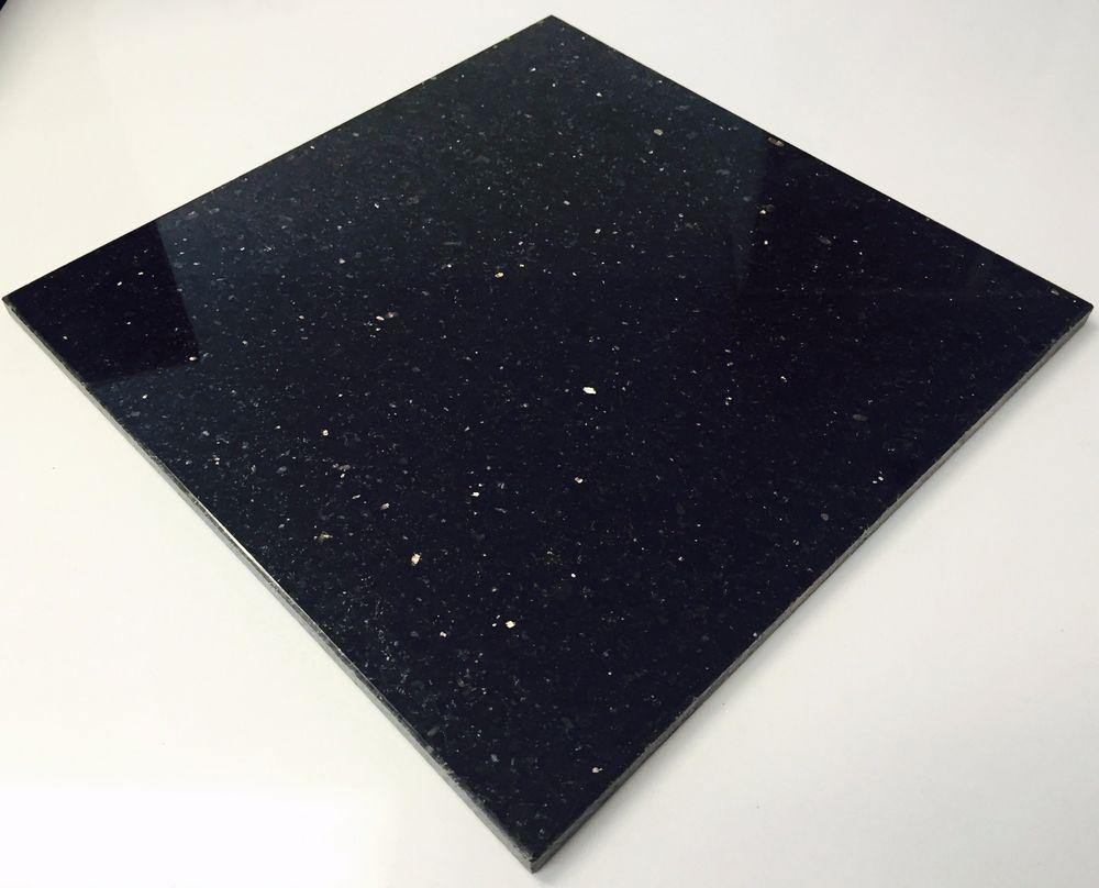 Black Galaxy Tile